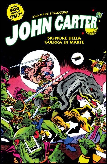 COSMO SHOWCASE #     1 - JOHN CARTER: SIGNORE DELLA GUERRA DI MARTE (1977/1979)