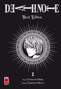 DEATH NOTE BLACK EDITION 1/6  NUOVI  N 2 E 5 ORIGINALI NUOVI