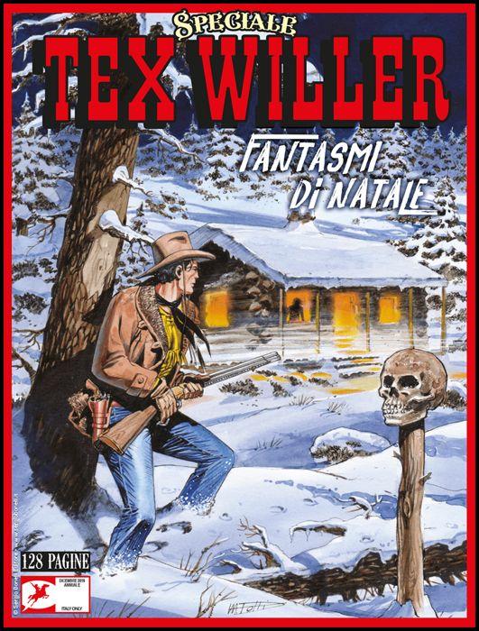 TEX WILLER SPECIALE #     1: FANTASMI DI NATALE