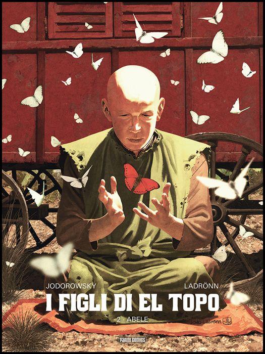 I FIGLI DI EL TOPO #     2: ABELE