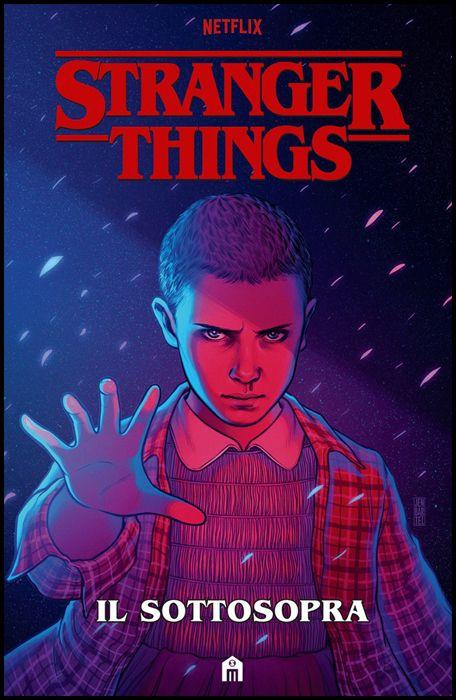 STRANGER THINGS #     1: IL SOTTOSOPRA
