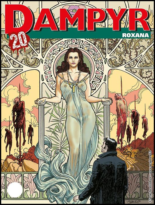 DAMPYR #   238: ROXANA