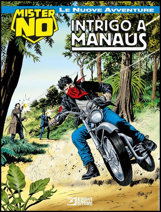 COLLANA AMAZZONIA #     7 - MISTER NO LE NUOVE AVVENTURE 7: INTRIGO A MANAUS