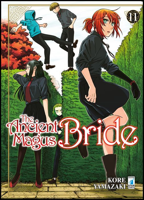 MITICO #   268 - THE ANCIENT MAGUS BRIDE 11