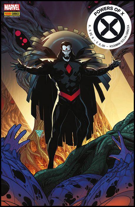 NUOVISSIMI X-MEN #    77 - POWERS OF X 5 (DI 6)