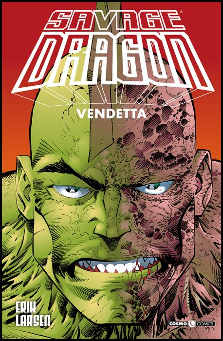 COSMO COMICS SAVAGE DRAGON - SAVAGE DRAGON #     5: VENDETTA
