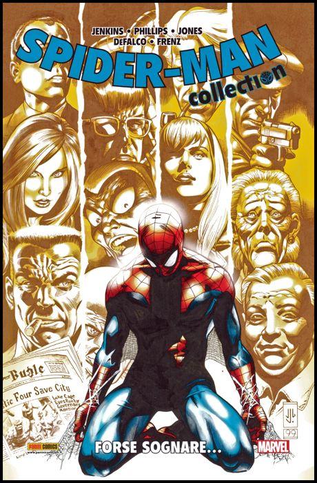 SPIDER-MAN COLLECTION CARTONATO #    21 - FORSE SOGNARE...