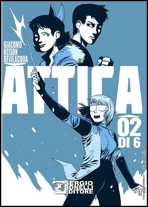 ATTICA #     2