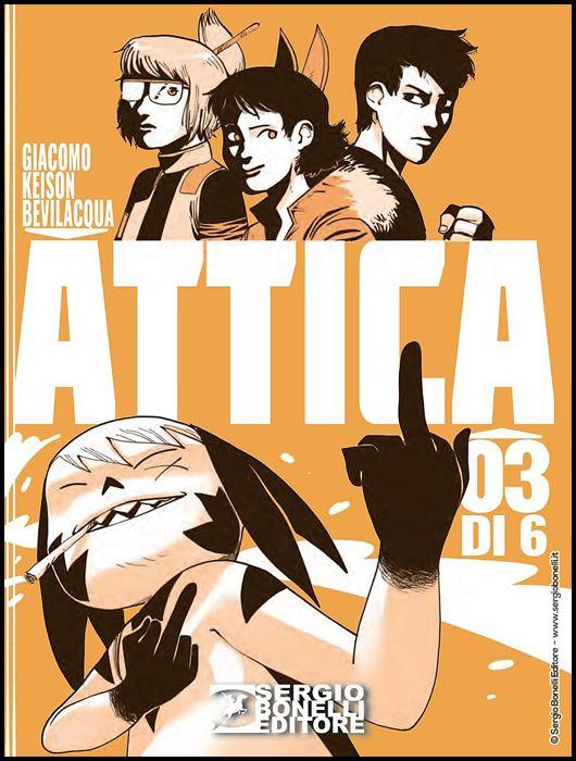 ATTICA #     3