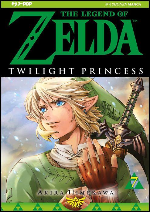 THE LEGEND OF ZELDA - TWILIGHT PRINCESS #     7