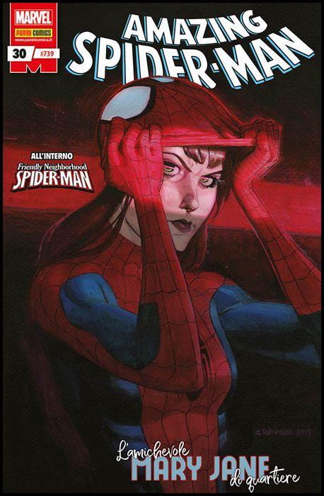 UOMO RAGNO #   739 - AMAZING SPIDER-MAN 30