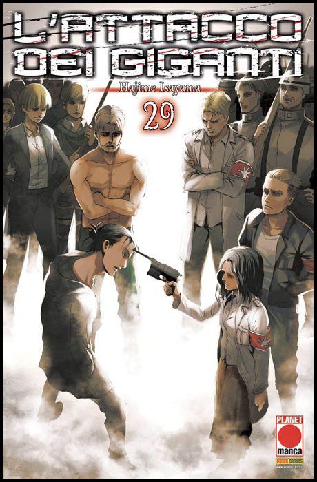 GENERATION MANGA #    29 - L'ATTACCO DEI GIGANTI 29