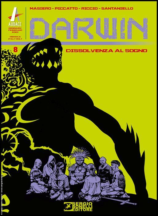 COLLANA ORIENT EXPRESS #    15 - DARWIN 8: DISSOLVENZA AL SOGNO