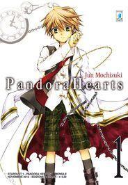 PANDORA HEARTS 1/24 completa