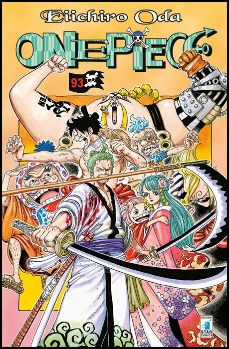 YOUNG #   309 - ONE PIECE 93
