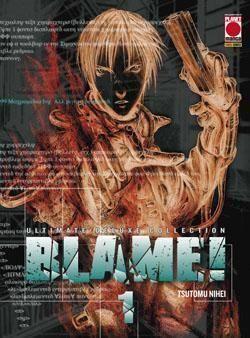 BLAME! ULTIMATE DELUXE COLLECTION 1/5 COMPLETA 1-2-3 RISTAMPE 4-5 ORIG. NUOVI