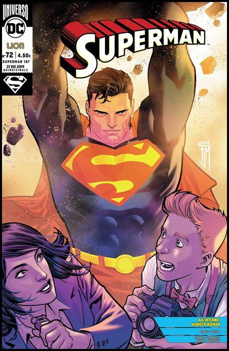 SUPERMAN #   187 - SUPERMAN 72