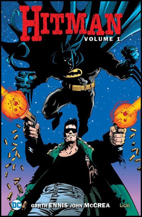 DC DELUXE - HITMAN #     1