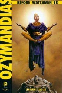 BEFORE WATCHMEN: OZYMANDIAS 1/6  COMPLETA