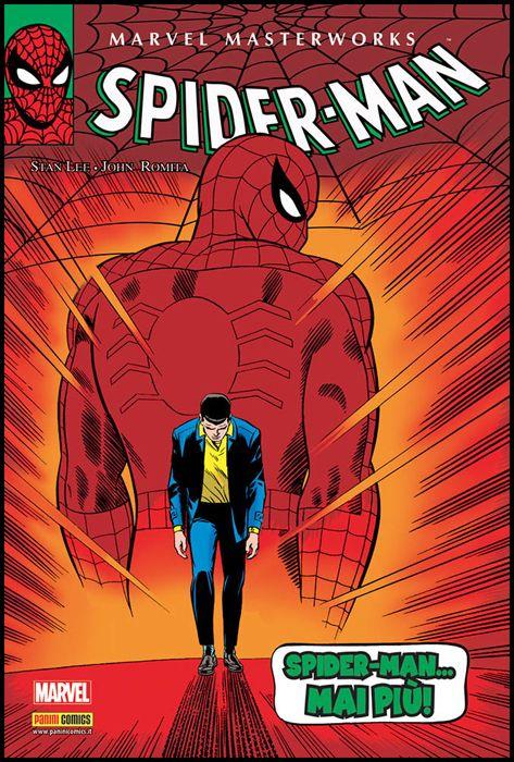 MARVEL MASTERWORKS - SPIDER-MAN #     5 - 1A RISTAMPA
