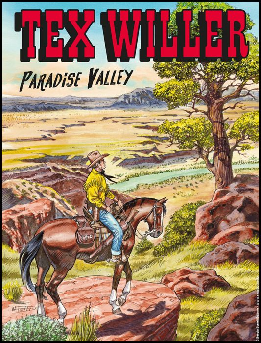 TEX WILLER #    14: PARADISE VALLEY