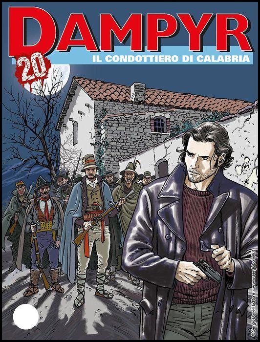 DAMPYR #   239: IL CONDOTTIERO DI CALABRIA