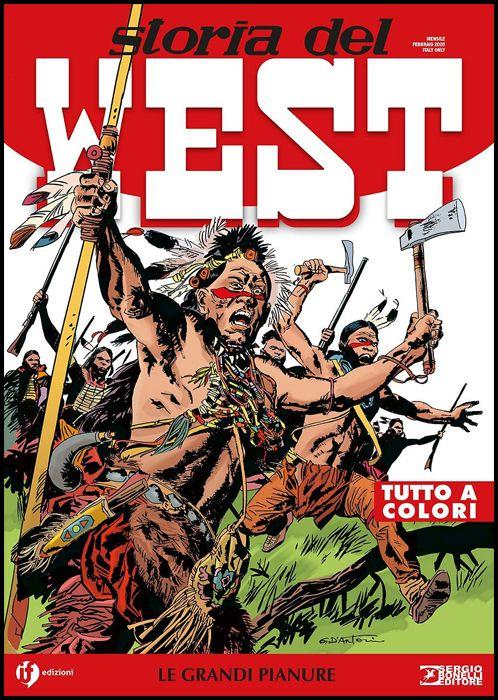 COLLANA WEST #    11 - STORIA DEL WEST 11: LE GRANDI PIANURE
