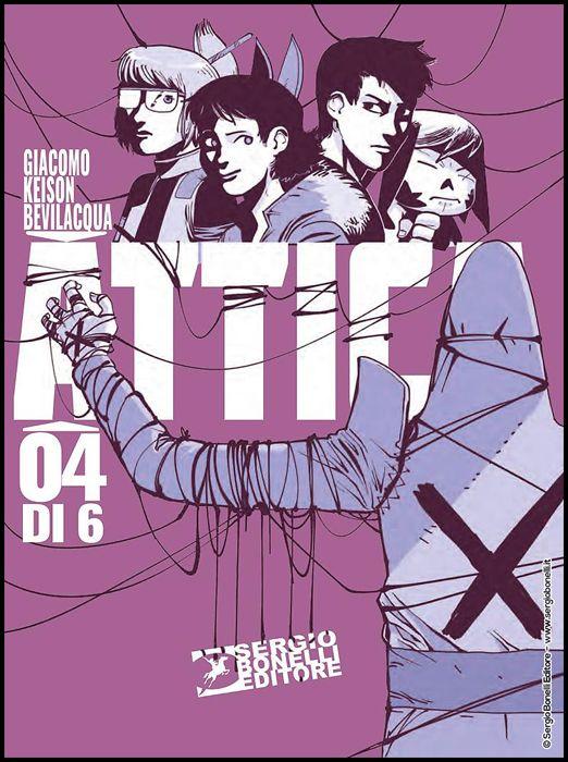 ATTICA #     4