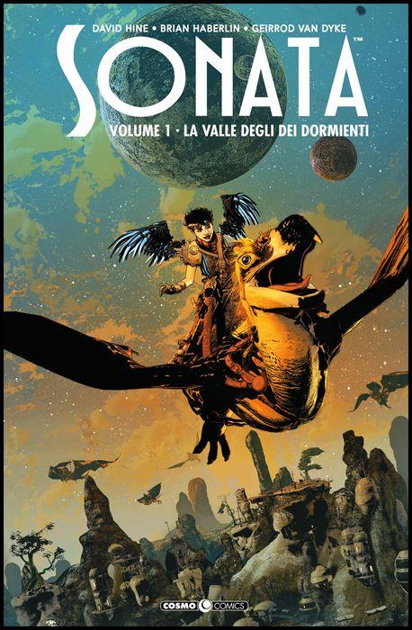 COSMO COMICS #    75 - SONATA 1: LA VALLE DEGLI DEI DORMIENTI