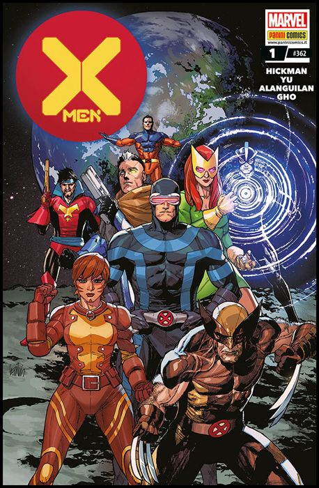 INCREDIBILI X-MEN #   362 - X-MEN 1