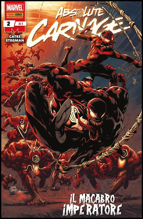 MARVEL MINISERIE #   228 - ABSOLUTE CARNAGE 2 - COVER A