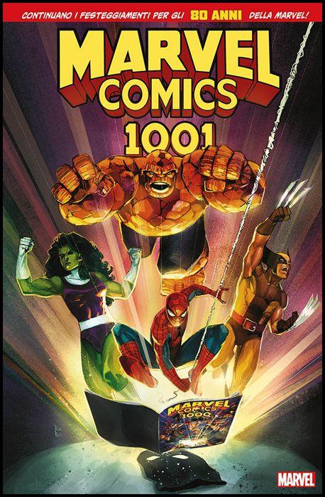MARVEL WORLD #    34 - MARVEL COMICS 1001