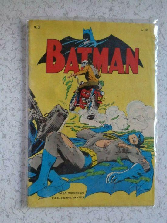 BATMAN #    82