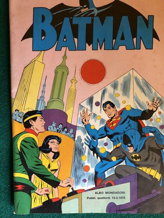 BATMAN #    81