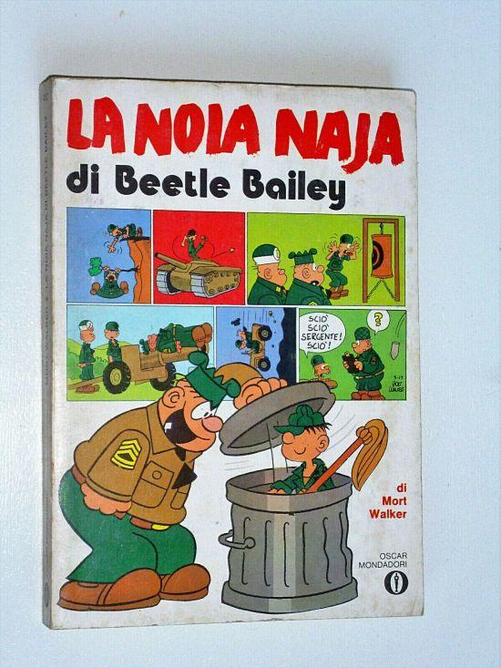 OSCAR MONDADORI #   412 - BEETLEY BAILEY: LA NOIA NAJA 1A ED