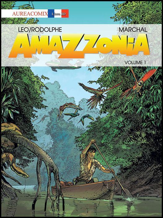 AUREACOMIX LINEA BD #    48 - AMAZZONIA 1
