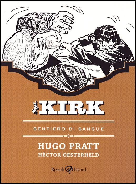 SGT. KIRK #     5: SENTIERO DI SANGUE
