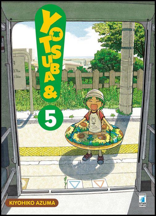 STARLIGHT #   321 - YOTSUBA&! #     5