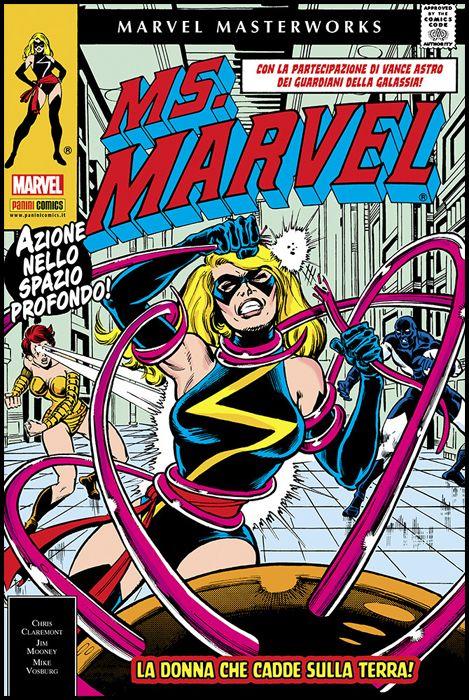 MARVEL MASTERWORKS - MS. MARVEL #     2
