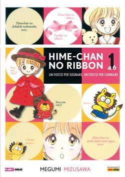 HIME-CHAN NO RIBBON 1/6 COMPLETA NUOVI