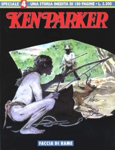 KEN PARKER SPECIALE #     4: FACCIA DI RAME