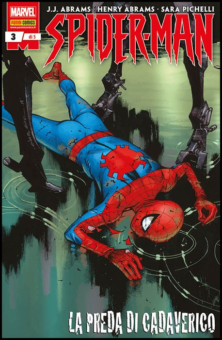 SPIDER-MAN #     3