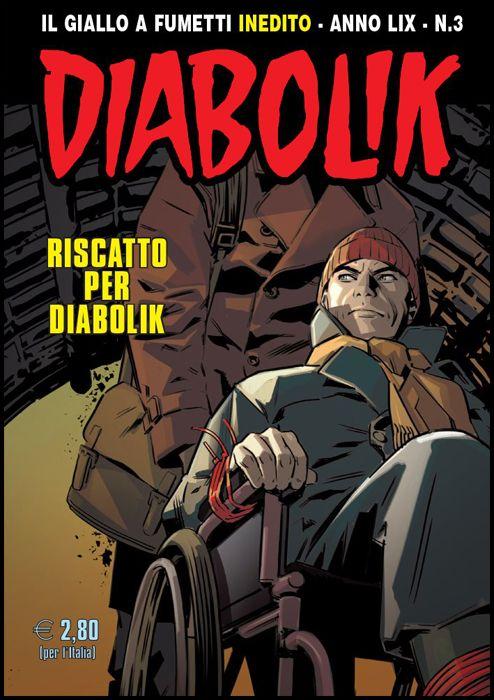 DIABOLIK ORIGINALE ANNO 59 #     3: RISCATTO PER DIABOLIK