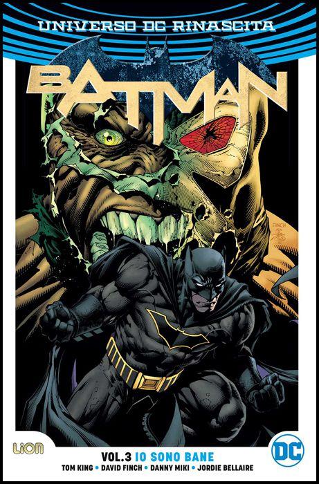 RINASCITA COLLECTION - BATMAN #     3: IO SONO BANE