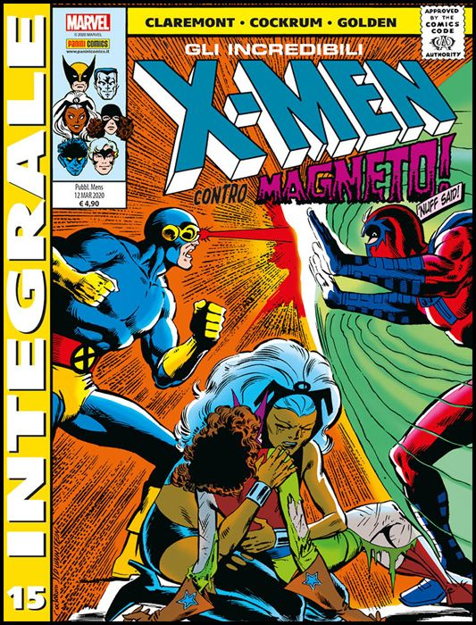 MARVEL INTEGRALE - X-MEN #    15