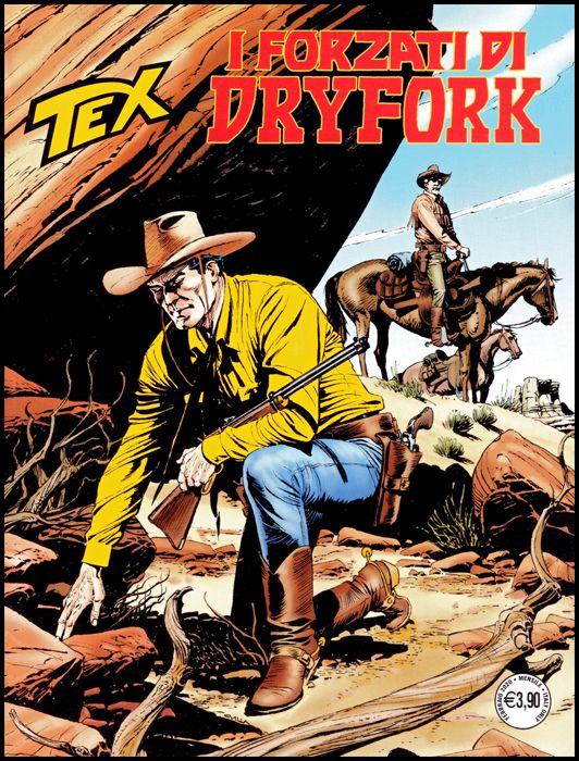 TEX GIGANTE #   712: I FORZATI DI DRYFORK