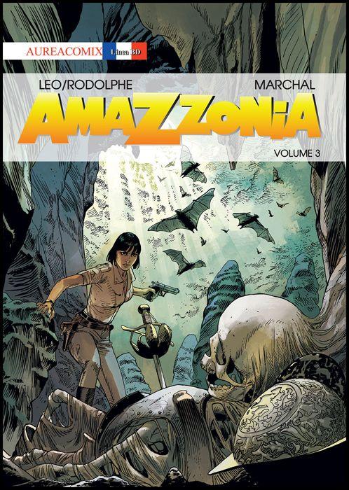 AUREACOMIX LINEA BD #    52 - AMAZZONIA 3