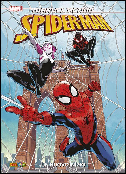 MARVEL ACTION - SPIDER-MAN #     1: UN NUOVO INIZIO