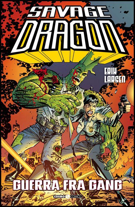 COSMO COMICS SAVAGE DRAGON - SAVAGE DRAGON #     6: GUERRA FRA GANG