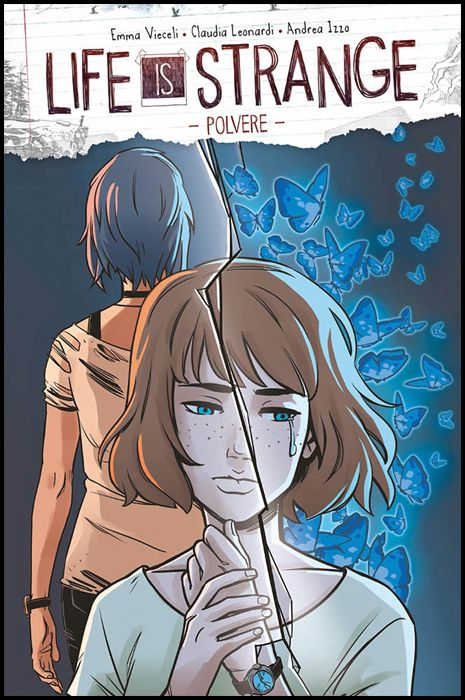 LIFE IS STRANGE #     1: POLVERE - 1A RISTAMPA - VARIANT COVER